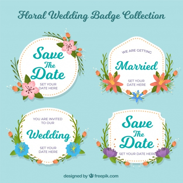 floral_wedding_labels