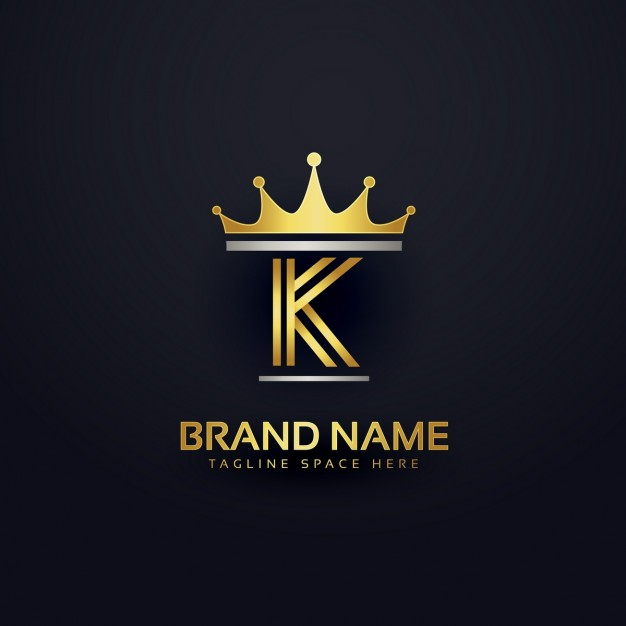 letter_k_logo_with_golden_crown