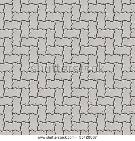 seamless_pavement_pattern_vector