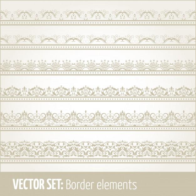 vector_set_of_border_elements_and_page_decoration_elements_border_decoration_elements_patterns_ethnic_borders_vector_illustrations