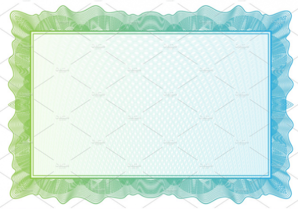 30+ High-Quality Certificate Border and Frame Templates ...