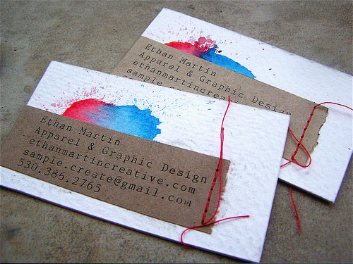 30 Unique Business Card Designs