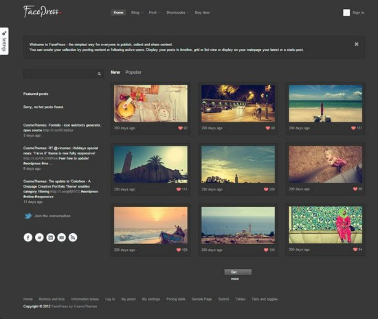 5 WordPress Themes For Creating a Community Based Website