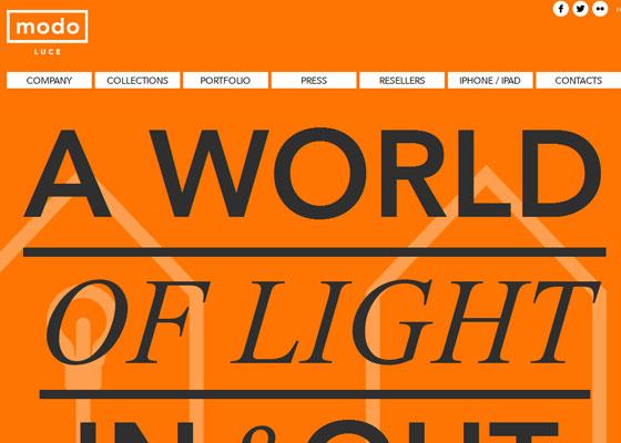 Inspiring Parallax Scrolling Website Design Examples