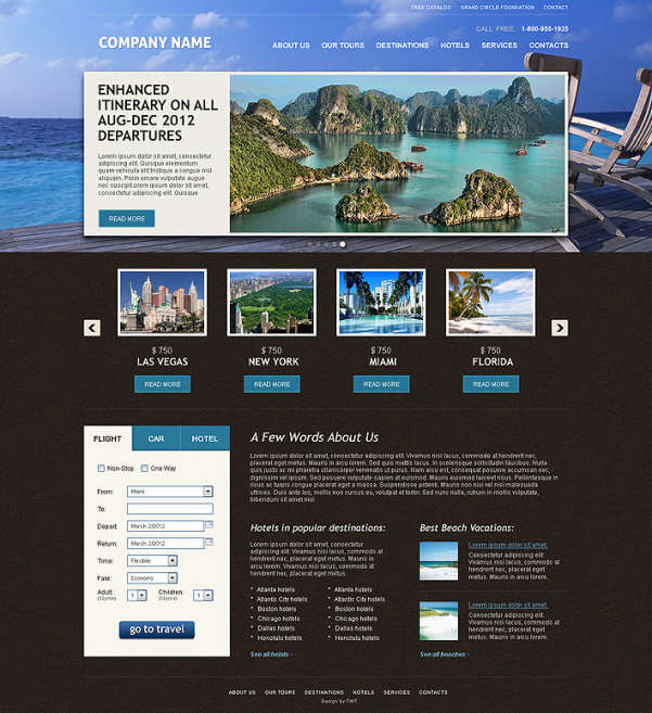01 Travel Template