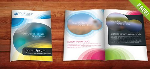 Download Beautiful And Free Brochure Templates XDesigns - Simple brochure templates