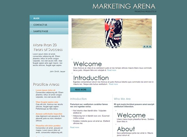free website templates21