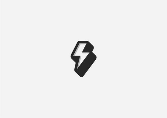 creative typography logo design by george bokhua