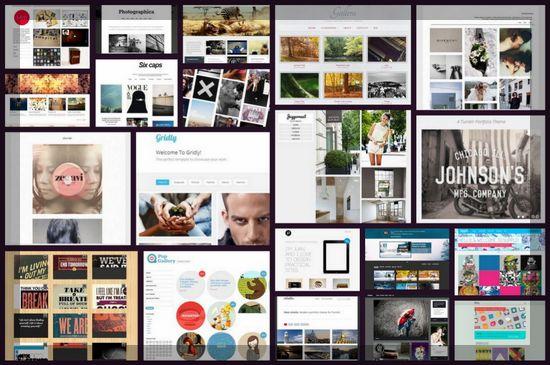 Tumblr Portfolio