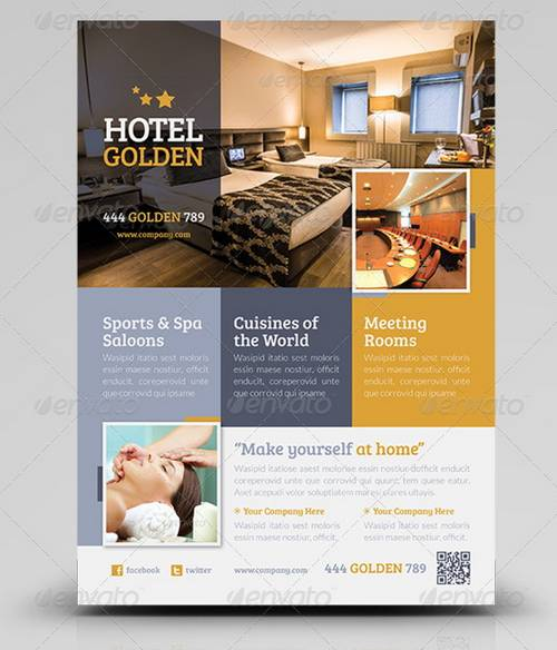 Magazine Ads Template  BesikEightyCo