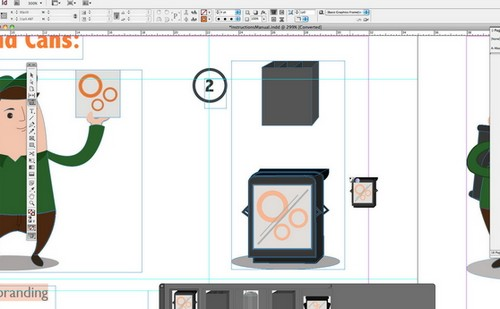 InDesign tutorial: Master InDesign CS6's new Content Collector tool