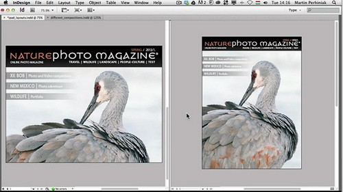 Create Alternate Layouts With the Same Content Using Adobe InDesign CS6
