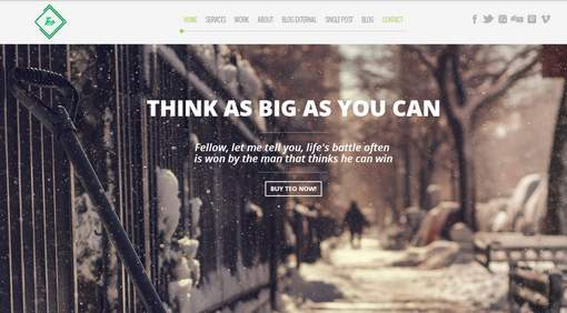 150+ Stunning WordPress Portfolio Themes (Free and Premium) - XDesigns