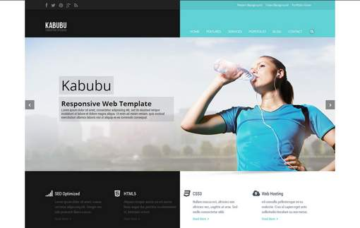 Kabubu - Creative Multi-Purpose WP Theme