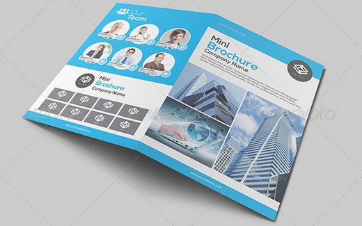 Awesome Corporate Brochure Templates XDesigns - Corporate brochure template