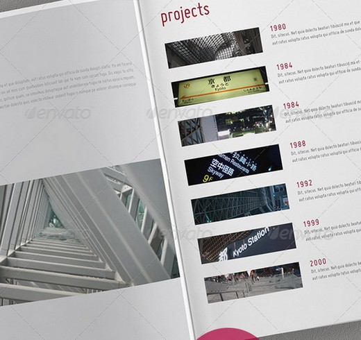 Awesome Corporate Brochure Templates XDesigns - Elegant brochure templates