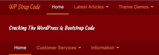 WP Strap Code