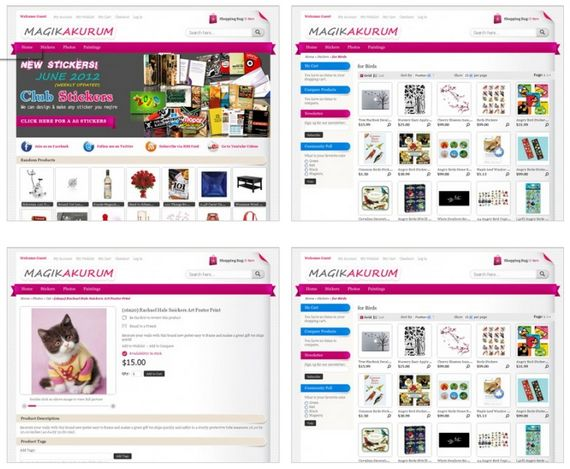 65+ Best Magento Templates - XDesigns