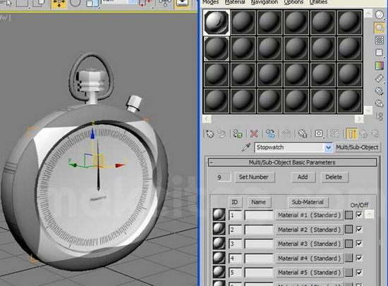 3d studio max tutorial 2013 16
