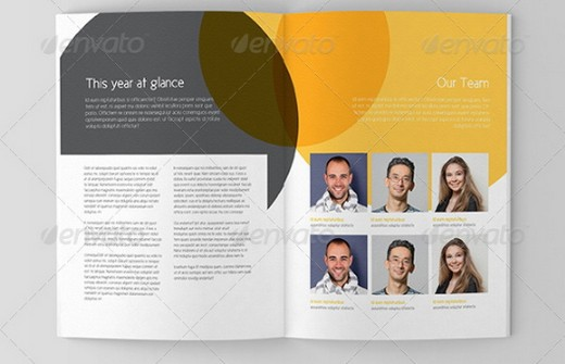 20 Awesome Corporate Brochure Templates XDesigns – Company Brochure Templates