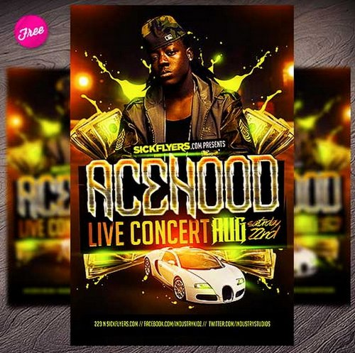 Acehood Flyer