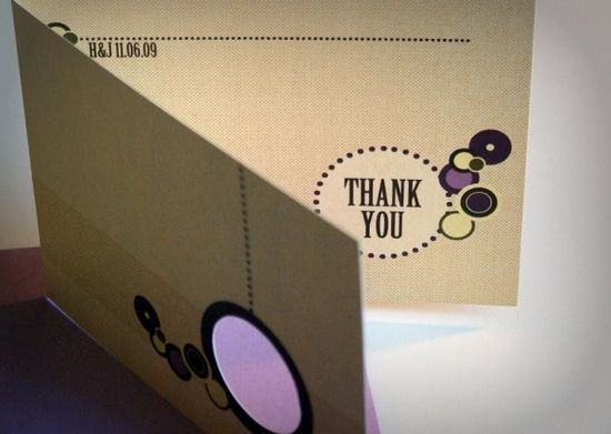 MOH-Ho's Thank You Cards