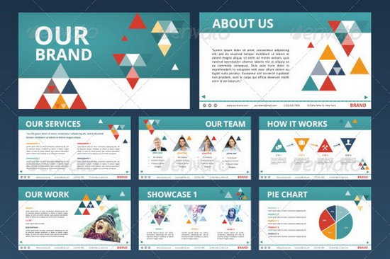 Free And Premium Keynote Presentation Templates  Xdesigns