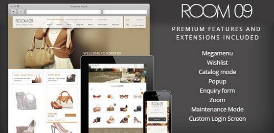 Room 09 Shop