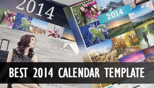 15 Free Printable 2014 Calendar Templates - Xdesigns