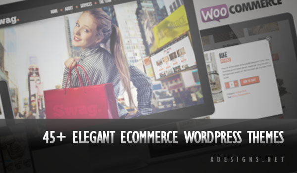 45+ Elegant eCommerce WordPress Themes