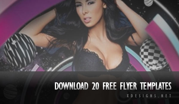 Download 22 Free Flyer Templates