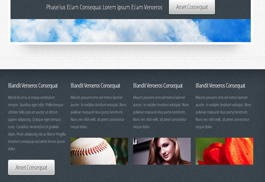 Download Free Altitude HTML5 Website Template
