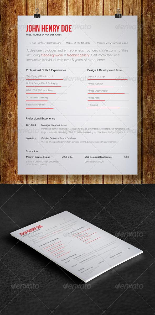 155  premium cv resume templates in indd  eps  u0026 psd