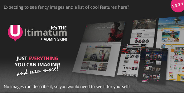 Ultimatum Responsive Opencart Theme With Blog