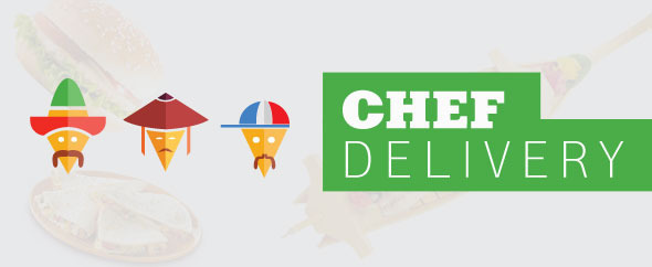 Chef Delivery Opencart Bootstrap Template
