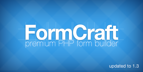 FormCraft Premium PHP Form Builder