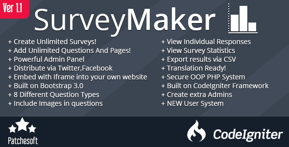 Survey Maker Form Generator