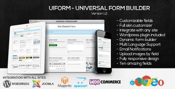 uiForm Universal Form Builder