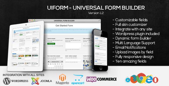 uiForm Universal Form Builder