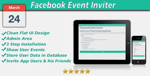 Invite all Friends to Facebook Event