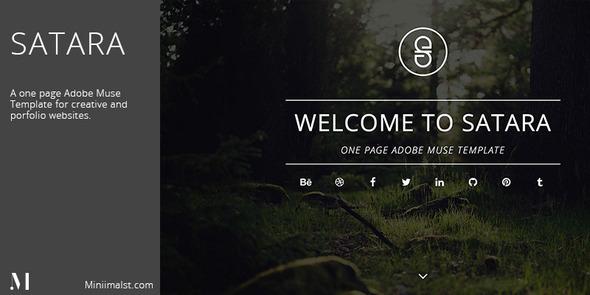 10 Portfolio Muse Templates Design - XDesigns