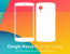 Free PSD Nexus 5 Vector Shape | brandon text | flat