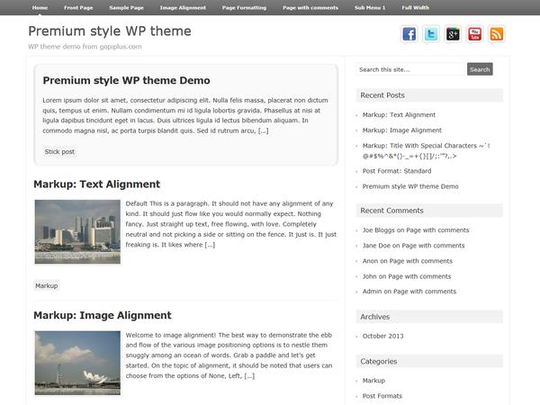 how to make wordpress imaghe full width