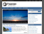 Freebie: Frontier WordPress Theme