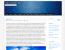 Freebie: Blue Peace WordPress Theme