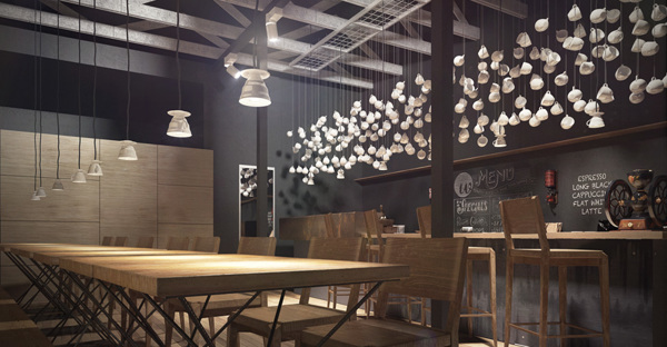 Coffee Shop Design