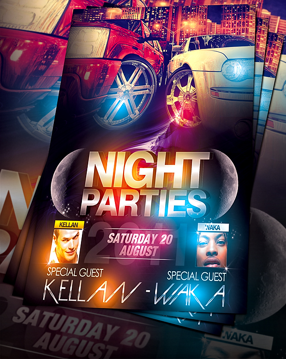 50 Best Party Flyer Psd Templates Xdesigns