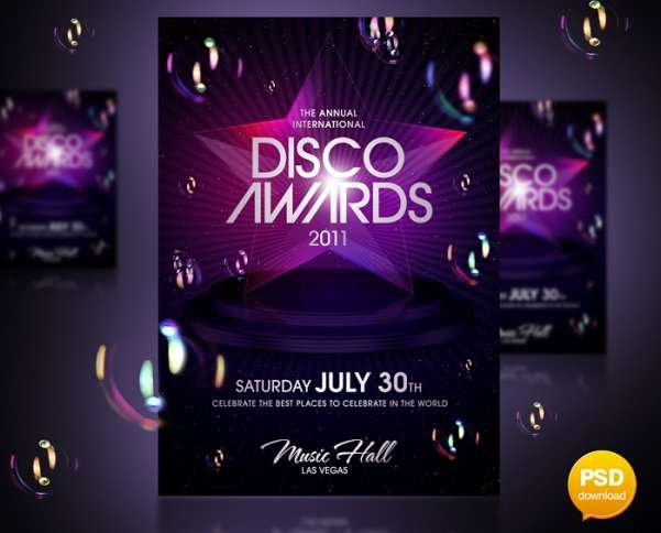 Best Party Flyer Psd Templates  Xdesigns