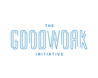 goodwork retro logo