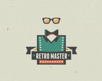 retro master retro logo